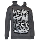 For Today - Fearless (Charcoal) (Hoodie) [入荷予約商品]