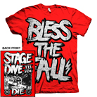 Blessthefall - Stage Dive (Red) [入荷予約商品]
