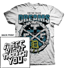 For the Fallen Dreams - Right Through You [入荷予約商品]