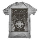 For Today - Fearless Live (Heather Grey) [入荷予約商品]