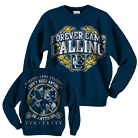 Forever Came Calling - Anyone or Anything (Navy) (Sweat) [入荷予約商品]