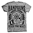 Handguns - Memories (Heather Grey) [入荷予約商品]