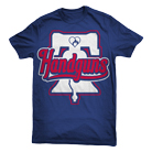 Handguns - Philly (Navy) [入荷予約商品]