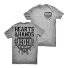 Hearts & Hands - Not Alone (Heather Grey) [入荷予約商品]