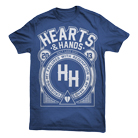 Hearts & Hands - Redemption (Navy) [入荷予約商品]