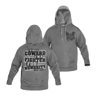 Hearts & Hands - Fighter (Heather Grey) (Hoodie) [入荷予約商品]