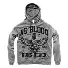 As Blood Runs Black - Eagle Crest (Heather Grey) (Hoodie) [入荷予約商品]