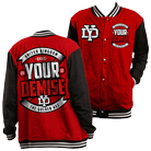 Your Demise - YD (Red/Black) (Letterman Jacket) [入荷予約商品]