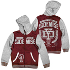 Your Demise - Golden (Red/Heather) (Varsity Jacket) [入荷予約商品]