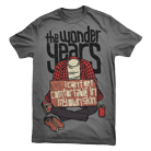 The Wonder Years - Ghost (Dark Grey) [入荷予約商品]
