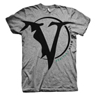 Veil of Maya - Vclipse (Heather Grey) [入荷予約商品]