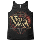 Veil of Maya - Triangular (Tank Top) [入荷予約商品]