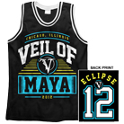 Veil of Maya - Eclipse (Basketball Jersey) [入荷予約商品]