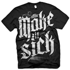 Attila - Make It Sick (Black) [入荷予約商品]