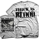 Thick As Blood - For Granted [入荷予約商品]