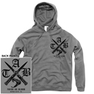 Thick As Blood - Switchblade (Heather Grey) (Hoodie) [入荷予約商品]