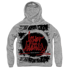 Lower Than Atlantis - Abstract (Heather Grey) (Hoodie) [入荷予約商品]