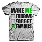 Make Me Famous - Check (White) [入荷予約商品]