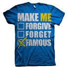 Make Me Famous - Check (Blue) [入荷予約商品]