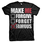 Make Me Famous - Check (Black) [入荷予約商品]