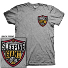 Sleeping Giant - Alpha Shield (Heather Grey) [入荷予約商品]