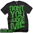 Sleeping Giant - Don't You Judge Me [入荷予約商品]