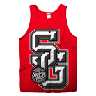 Sleeping Giant - SG (Red) (Tank Top) [入荷予約商品]