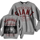 Sleeping Giant - I Will Not Surrender (Heather Grey) (Sweat) [入荷予約商品]