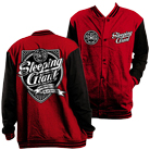 Sleeping Giant - Kingdom Days (Red/Black) (Letterman Jacket) [入荷予約商品]