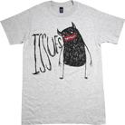 Issues - Monster (Heather Grey) [入荷予約商品]