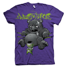 Iwrestledabearonce - Bear (Purple) [入荷予約商品]