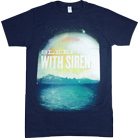 Sleeping With Sirens - Beach (Navy) [入荷予約商品]