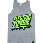 Electric Zombie - Ecto (Heather Gray) (Tank Top)