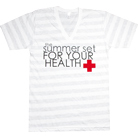 The Summer Set - For Your Health (V-Neck)