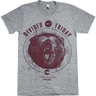 Divided By Friday - Yellowstone (Heather Grey)
