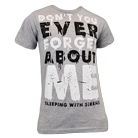 Sleeping With Sirens - Forget Me (Heather Grey) [入荷予約商品]