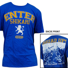 Enter Shikari - Lion (Blue) [入荷予約商品]