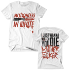 Motionless In White - Watch You Die [入荷予約商品]