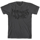 Motionless In White - Logo (Dark Heather) [入荷予約商品]
