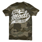Obey The Brave - Self Made (Camo) [入荷予約商品]
