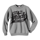 Obey The Brave - Self Made (Heather Grey) (Sweat) [入荷予約商品]