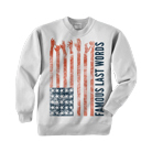 Famous Last Words - America (Sweat) [入荷予約商品]