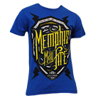 Memphis May Fire - Shield (Royal Blue) [入荷予約商品]