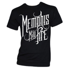 Memphis May Fire - The Hollow Logo (Black) [入荷予約商品]