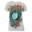 Memphis May Fire - Girl's Face (Natural) [入荷予約商品]