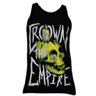 Crown The Empire - Skull & Candle (Tank Top) [入荷予約商品]