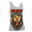 Crown The Empire - Lion (Heather Grey) (Tank Top) [入荷予約商品]
