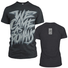 We Came As Romans - Scratchy Text (Dark Heather) [入荷予約商品]