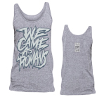 We Came As Romans - Scratchy Text (Heather Gray) (Tank Top) [入荷予約商品]
