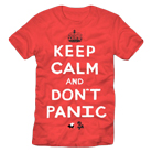 All Time Low - Keep Calm & Don't Panic (Red) [入荷予約商品]